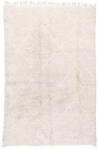 beni ourain berber rug 10x7