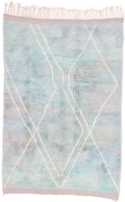 beni ourain berber rug 10x6