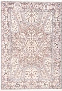 11x8 gonbad silk nain persian rug