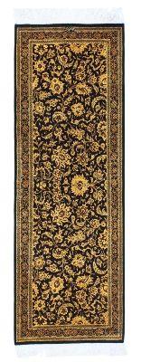 5x2 versace silk qum persian rug runner