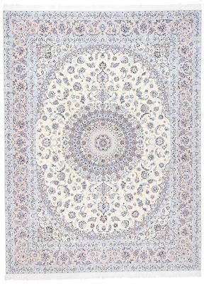 13x10 Nain 6la persian rug with 500 kpsi