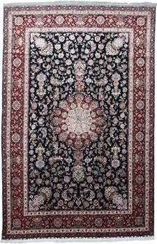 20x13 70 Raj 600 KPSI Silk Tabriz Persian Rug