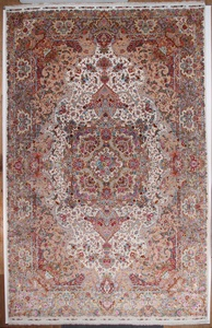 19x13 500kpsi silk tabriz persian carpet