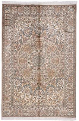 6x4 silk kashmir carpet