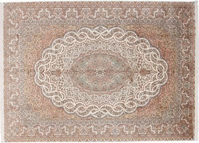 9x7 350KPSI silk Kashmir Persian rug, 18/18 kashmir carpet