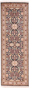 5x2 twin kashmir persian rug runner