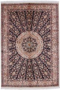 6x4 350kpsi silk kashmir persian rug