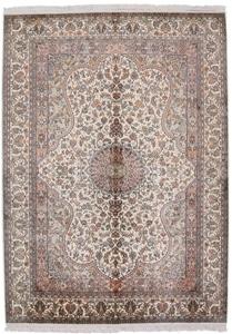 7x5 kashmir silk persian rug