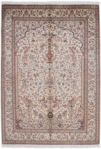 7by5 classic silk kashmir rug