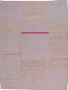 kelim rug 9x7 minimalist design