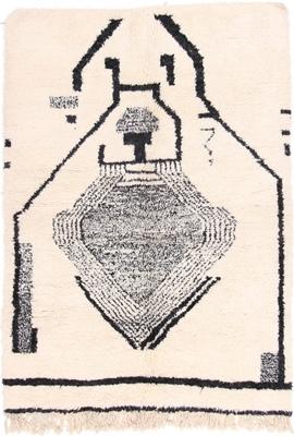 7x5 azilal berber carpet