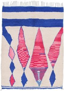 6x4 azilal berber carpet