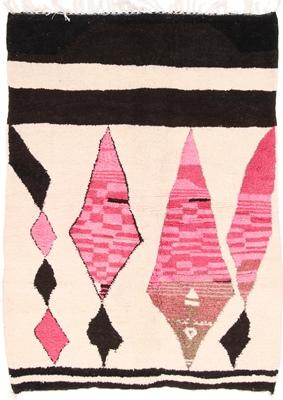 6x4 beni ourain berber carpet