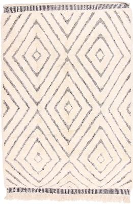 9x6 beni ourain berber carpet