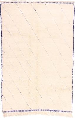 10x6 beni ourain berber carpet