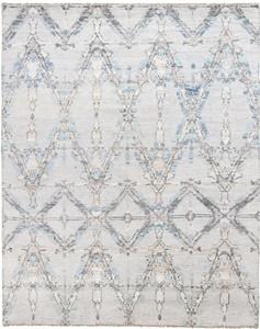 9x8 contemporary modern handmade rug