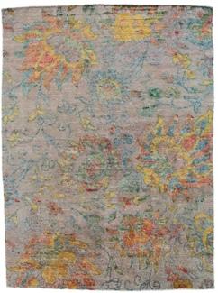 7x5 contemporary modern handmade rug