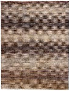 10x8 contemporary modern silk rug