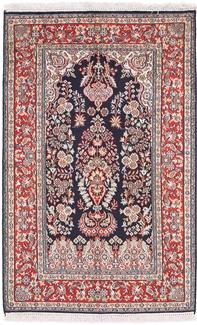 4x3 silk kashmir carpet