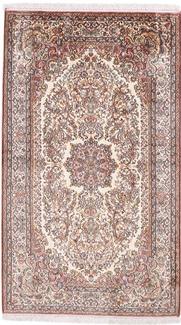 5x3 light silk kashmir carpet