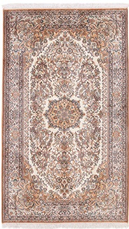 5x3 350kpsi silk kashmir carpet
