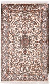 5x3 350kpsi silk kashmir carpet