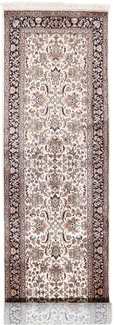 9x2 kashmir silk runner rug