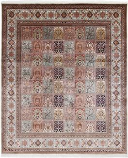 10x8 kashmir silk carpet