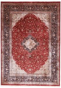 11x8 kashmir silk carpet