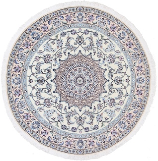 5ft 150cm round nain carpet
