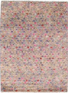 6ft by 5ft contemporary modern rug