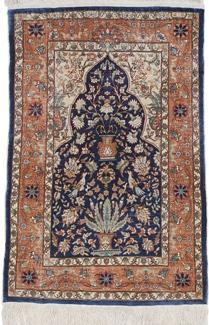 1500kpsi silk hereke turkish rug