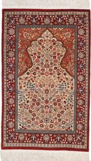 800kpsi silk hereke turkish carpet