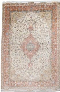16x11 60raj silk tabriz rug