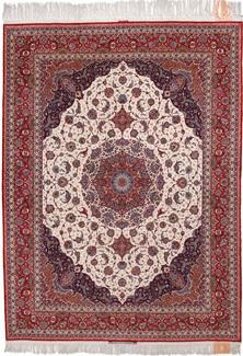 900kpsi seyrafian isfahan carpet