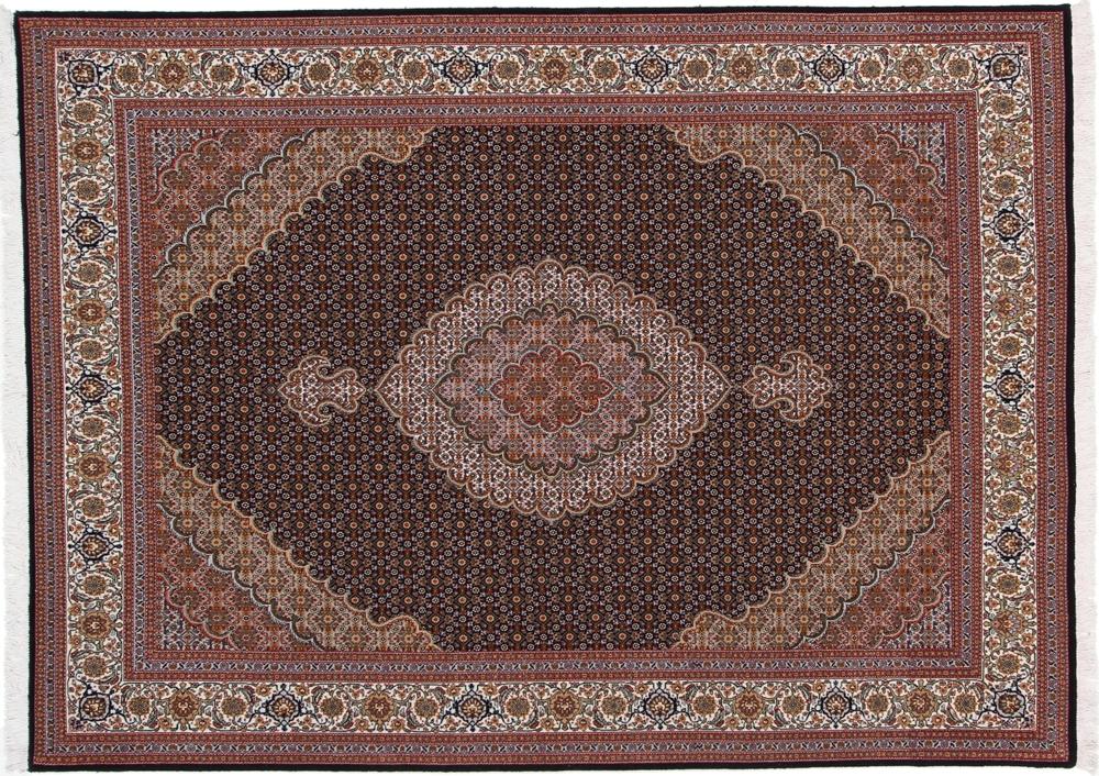 50 raj Tabriz mahi persian rug