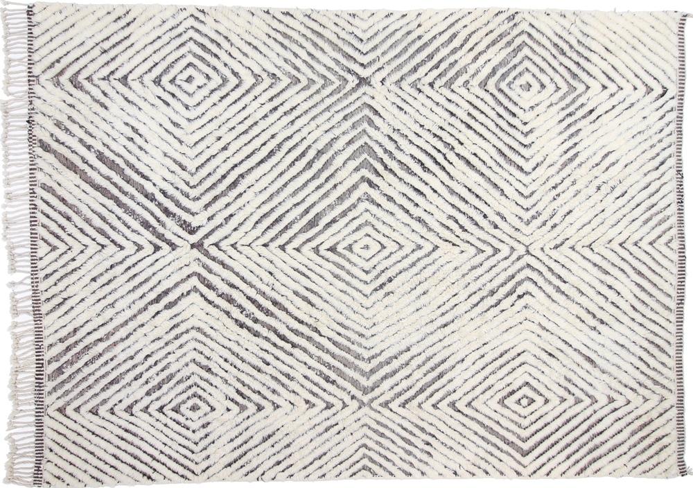 13x9 beni ourain berber rug