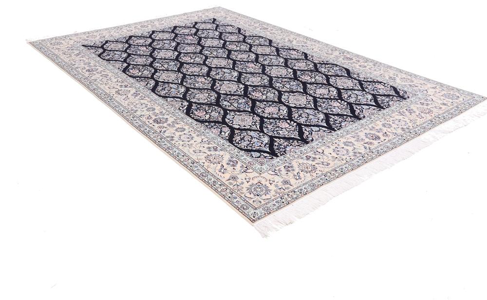 3m by 2m Nain Persian rug
