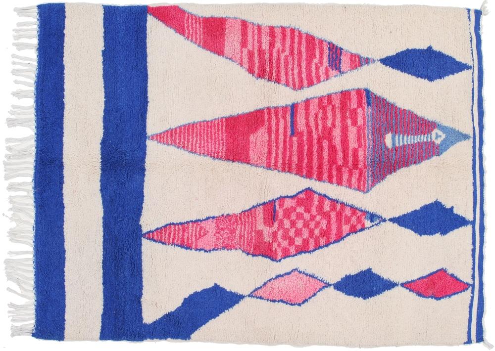 6x4 azilal berber rug