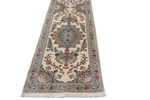 16x3 long tabriz runner carpet