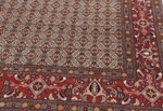 6foot square moud persian rug