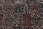 16x10 wool persian rug with silk highlights