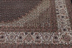 11x8 mahi tabriz carpet with silk
