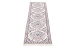 6x2 silk nain persian rug runner