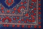 3x2 finest silk qum persian rug