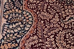 7x5 qum persian carpet silk 650kpsi