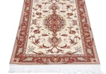 11x3 long twin tabriz runner rug