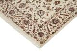 6x3 wool persian rug with silk highlights