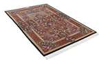 6x4 qum persian carpet 900kpsi silk