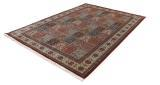 9x6 high quality silk kashmir persian rug